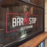 Bar Pit Stop